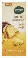 Butter-Zwieback, leicht gesüßt