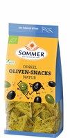 Dinkel Oliven-Snacks