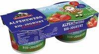 Alpenzwerg Erdbeere und Banane