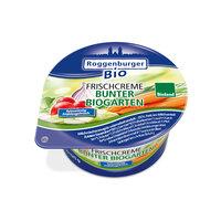 Roggenburger Bio Frischcreme Bunter-Biogarten