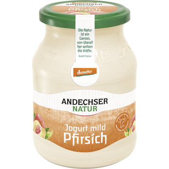 Jogurt Pfirsich DEMETER
