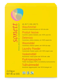Waschmittel Pulver Konzentrat
