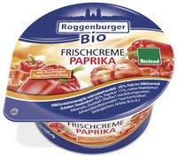 Frischcreme Paprika