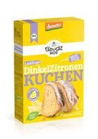 Dinkel Zitronenkuchen DEMETER