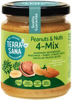 4Mix Mischmus mit Erdnüssen