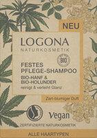 Festes Shampoo Hanf & Holunder