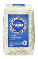 Echter Arborio Reis für Risotto