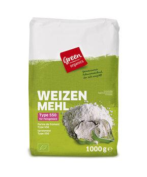 Weizenmehl 550