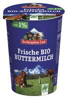 Naturland frische Bio-Butter-Mil