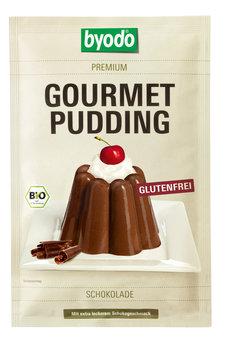 Gourmet Pudding Schokolade