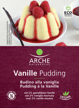 Pudding Vanille