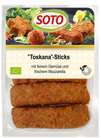 Toskana-Sticks Mozzarella