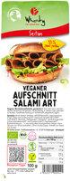 Salami Veganslices