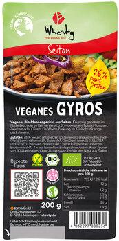 Gyros, Vegankebab