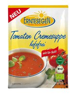 Tomatencreme-Suppe, hefefrei