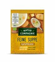 Kartoffelcreme-Suppe