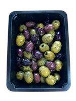Gemischte Oliven, ohne Stein