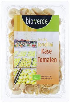 Tortellini mit Käse u.Tomaten