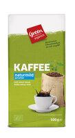 Bohnen-Kaffee, gemahlen