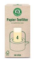 Teefilter Papier Grösse 4