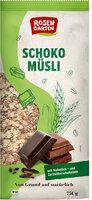 Cranberry-Johannisbeer-Müsli