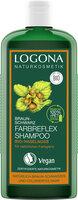 Farbreflex Shampoo Braun-Schwarz Bio-Haselnuss