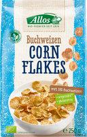 Buchweizen-Cornflakes