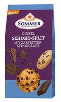 Dinkel Schoko Split