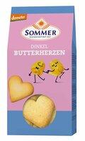 Dinkel Butter Herzen DEMETER