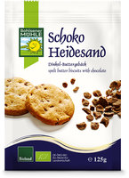 Dinkel-Heidesand Schoko