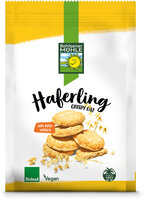 Haferling- Knuspriges Hafergebäck
