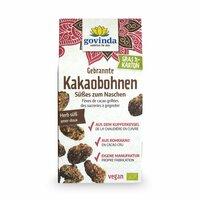 Kakaobohnen karamelisiert